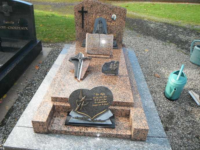 nettoyage et entretien de sepulture