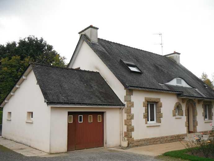 demoussage murs et toitures maison